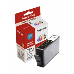 AnyColor 178XL High Yield Ink Cartridge - Black 1