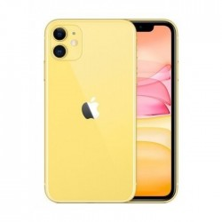Apple iPhone 11 (128GB) Phone - Yellow
