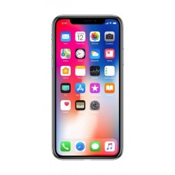 Apple iPhone X 64GB Phone - Silver
