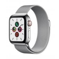 Apple Watch Series 5 GPS+Cellular 40mm Stainless Steel Loop