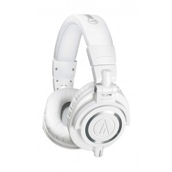 Audio-Technica Professional Studio Monitor Headphones - White