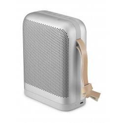 B&O Play Beoplay P6 Portable Bluetooth Speaker with Microphone - Natural 1