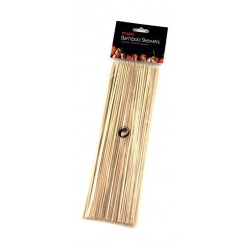 Bar-Be-Quick Bamboo Skewers 100Pc
