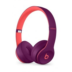 Beats Solo3 Wireless On-Ear Headphones Pop Collection – Pop Magenta 3