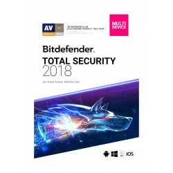Bitdefender Total Security 2018 5 User
