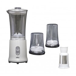 Braun 350W 3in1 Blender - JM3033W