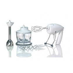 Braun 500W 4-in-1 Multi-Quick System Hand Mixer - M1050