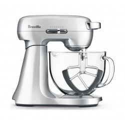 Breville The Scraper 800W Kitchen Machine - BEM430SIL