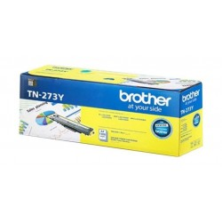 Brother TN-273 High Yield Toner Cartridge - Yellow