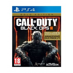 Call of Duty Black Ops III Gold Edition: PlayStation 4 Game
