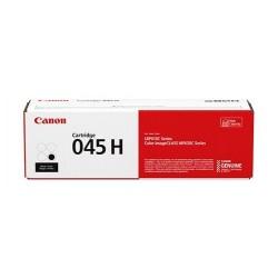 Canon 045H Printer Toner (1246C002AA) - Black