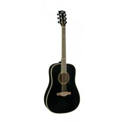 EKO NXT-D Acoustic Guitar - Black