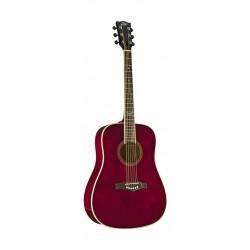 EKO NXT-D Acoustic Guitar - Wine Red