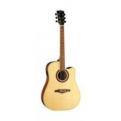 EKO One D CW EQ Acoustic Guitar - Natural