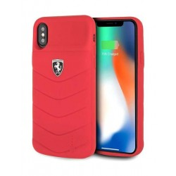 Ferrari 3600 mAh Power Case for Apple iPhone X/XS - Red