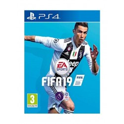 FIFA 19 Standard Edition: PlayStation 4 Game (PEGI)