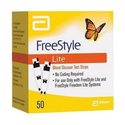 FreeStyle Lite 50 Strips Omni (71091-20)