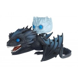 Funko Pop Rides: Game of Thrones - Knight King on Dragon