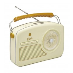 GPO DAB Retro Digital Radios - Cream 2