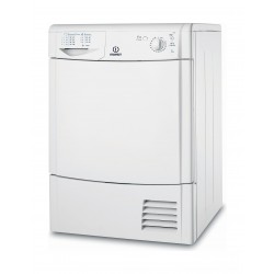 Indesit 7kg Condenser Dryer - White