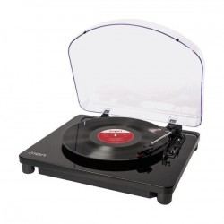 ION Audio Classic LP Turntable - Black