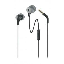JBL Endurance RUN Sweatproof Wired Sports In-Ear Headphones - Black