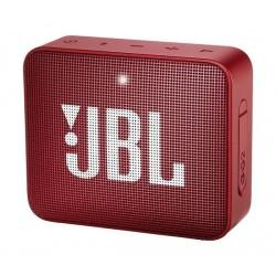 JBL GO 2 Portable Bluetooth Speaker - Red 2