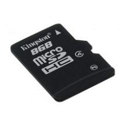 Kingston Class 4 microSDHC Card - 8GB