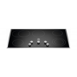 La Germania 90cm 5-Ceramic Burner Electric Hob (P90C D9 X/12)