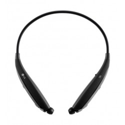 LG Tone Bluetooth Ultra Stereo Wireless Headset (HBS820s) - Black