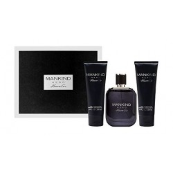 Mankind Hero Gift Set by Kenneth Cole Mens Perfume Eau de Toilette