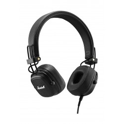 Marshall Major III Wired On-Ear Headphones - Black 3