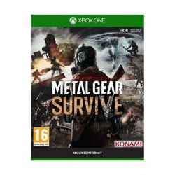 Metal Gear Survive: Xbox One Game