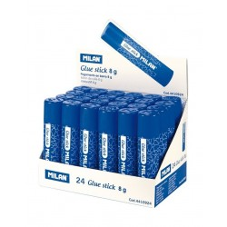 Milan Glue Stick 8g 24pcs/Box