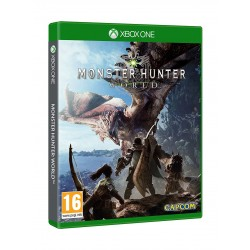 Monster Hunter World Middle East Edition Edition: Xbox One Game
