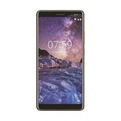 Nokia 7 Plus 64GB Phone - Black