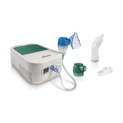 Omron DuoBaby 2In1 Nebulizer with Nasal Aspirator (NE-C301)