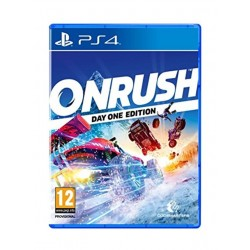 Onrush Day One Edition: PlayStation 4 Game