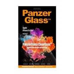 PanzerGlass ClearCase for Apple iPhone XS MAX