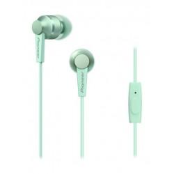 Pioneer SE-C3T Wired In-Ear Headphone - Mint Green