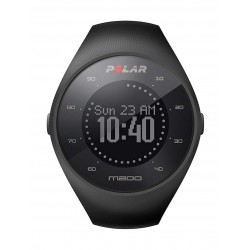 Polar M200 Running Watch - Black