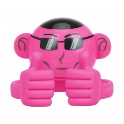 Promate Ape Wireless Bluetooth Speaker - Pink
