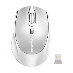 Promate Clix-5 Wireless Optical Mouse - White