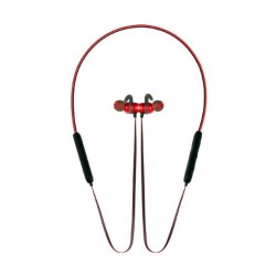 Promate Spicy-1 High Definition Wireless Magnetic Earbuds - Red