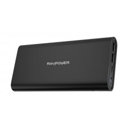 RavPower Ace 26800mAh Power Bank - Black