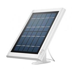 Ring Solar Panel V4 For Ring Stick Up Camera - White