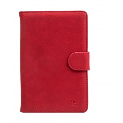 RivaCase Protective Case for 7 inch Tablet (3012) - Red