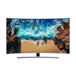 Samsung 65 inch Curved Ultra HD Smart LED TV - UA65NU8500