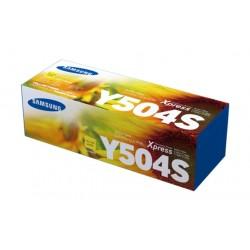 Samsung CLT-Y504SYellow Toner Cartridge - SU503A