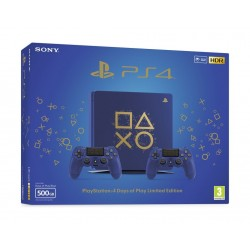 Sony Playstation 4 500GB Days of Play Edition Console - PAL